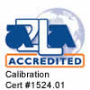 Greenville Scale is A2LA Accredited
