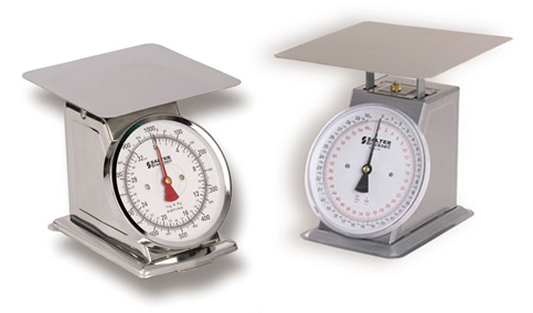Brecknell 250 Series Mechanical Top Load Scale