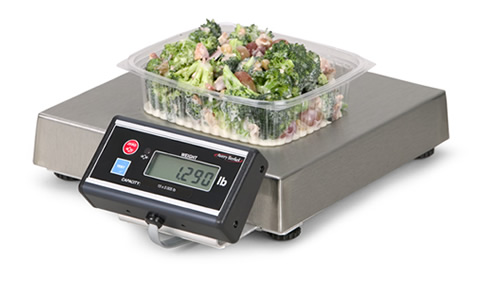 Brecknell 6112 Series Bench Scale
