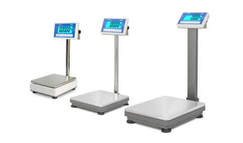 Intelligent Weighing Technology UHR Series Bench Scale
